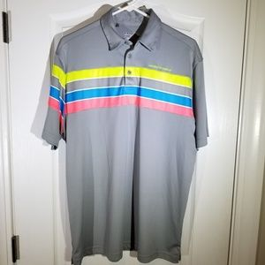 UNDER ARMOUR MENS POLO SIZE XL